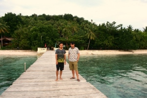 Keindahan Pulau Lelei