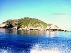lautan yang bersih dan jernih merupakan salah satu faktor pendukung wisata Kepulauan di Anambas