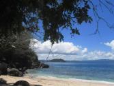 DPL Pulisan salah satu keindahan landscape pantai di Kabupaten Minahasa Utara